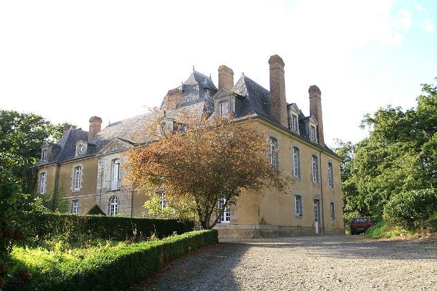 Château du Bois Glaume ►► http://www.frenchchateau.net/chateaux-of-bretagne/chateau-du-bois-glaume.html?i=p