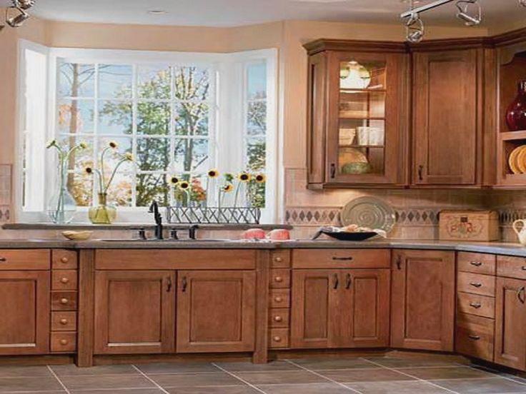 Kitchen Design Oak Cabinets 14 best shabby kitchen cabinets images on pinterest | dark wax