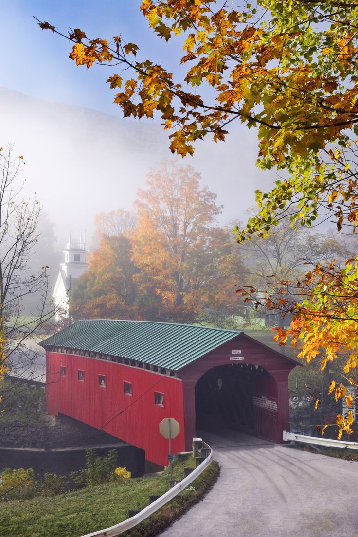 Arlington Green Covered Bridge, Vermont