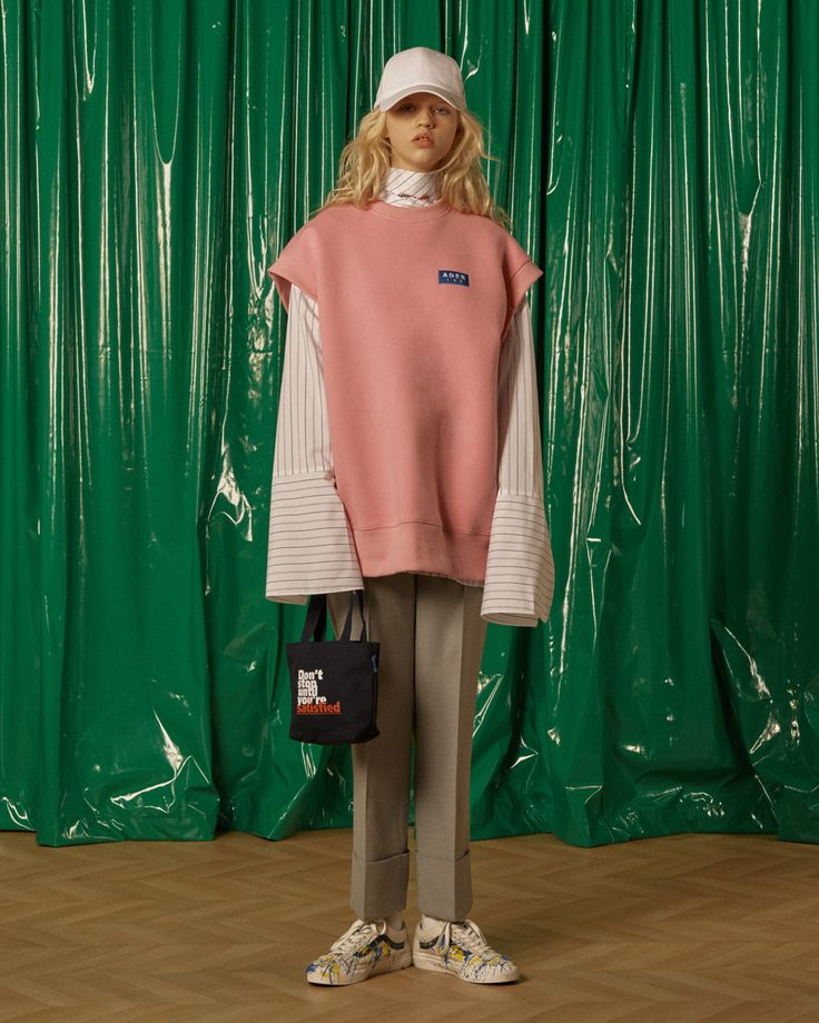 Pink ADER #ader#pink#color#lookbook#image#photo#photography#styling