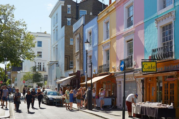 The best way to spend 24 hours in Notting Hill, West London's enduringly cool neighbourhood