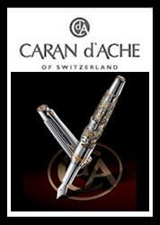 Caran d'Ache Luxury Pens and Leather Goods #corporategifts