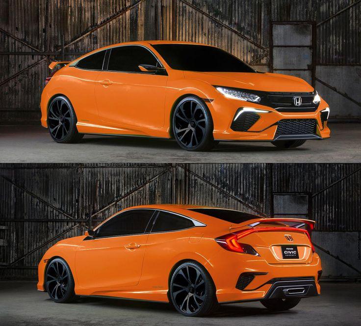 Honda Civic Coupe, Honda, Honda