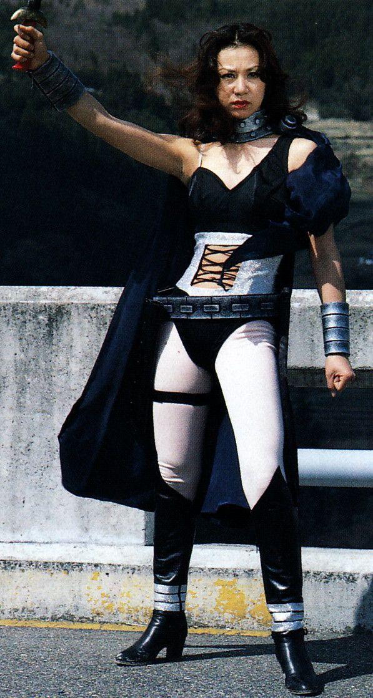アマゾネス 演 賀川雪絵 in スパイダーマン 1978年 1979年 コスプレ 衣装 アマゾネス スーパーヒーロー