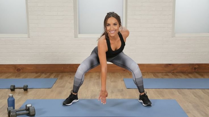 A 3-Move Quickie Calorie Burner: When you don't have time to hit the gym, quick at-home workouts are a great way to get your sweat on.