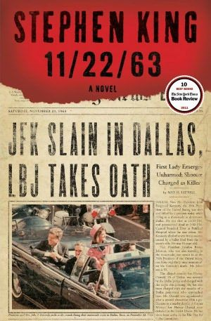 """11/22/63"" by Stephen KingWorth Reading, Book Club, Stephen King Book, Time Travel, Book Worth, Favorite Book, 112263, Reading Lists, Stephen Kings"