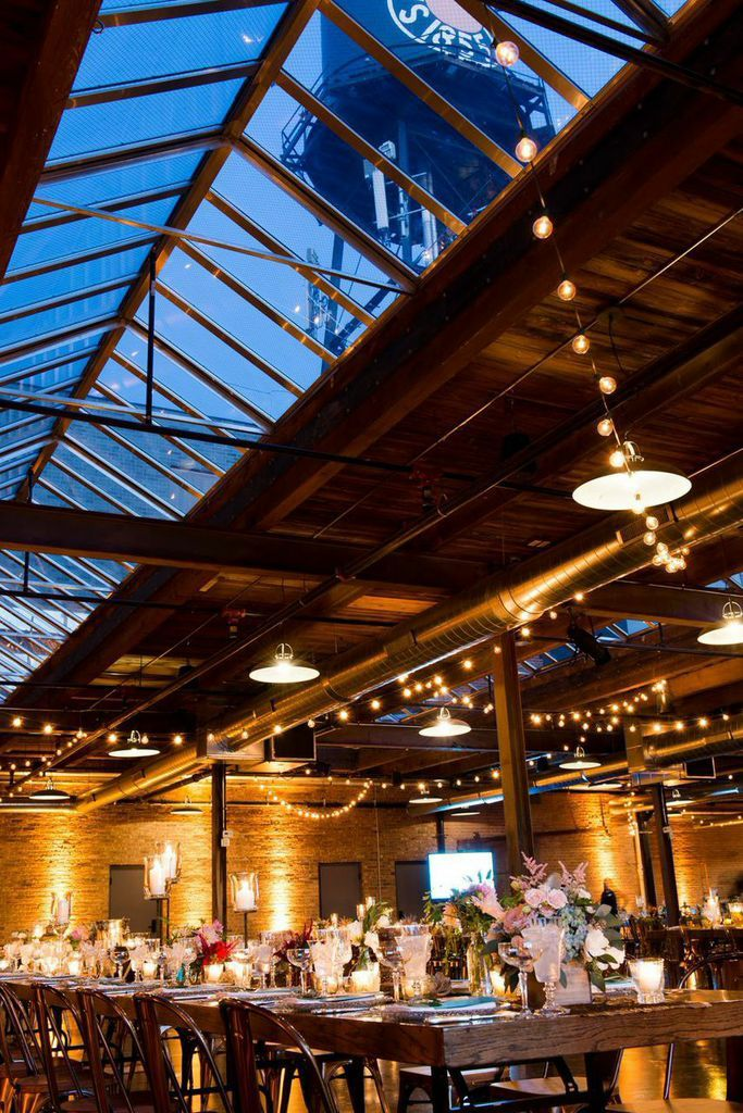 Intimate Chicago Wedding  A Rustic Romance at Morgan ManufacturingBest 25  Chicago wedding venues ideas on Pinterest   Wedding  . Architectural Artifacts Chicago Wedding Cost. Home Design Ideas