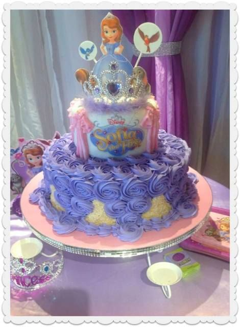 69 Best Sofia The First Birthday Cakes Images On
