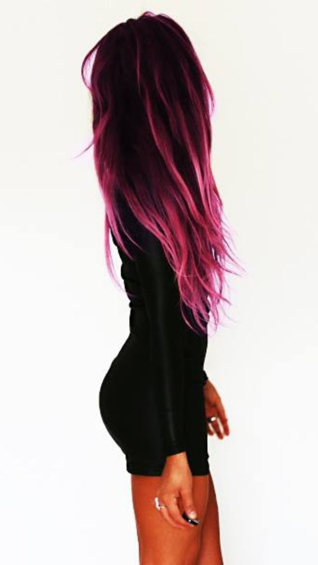 love this hair, but idk if i'll ever do it lol