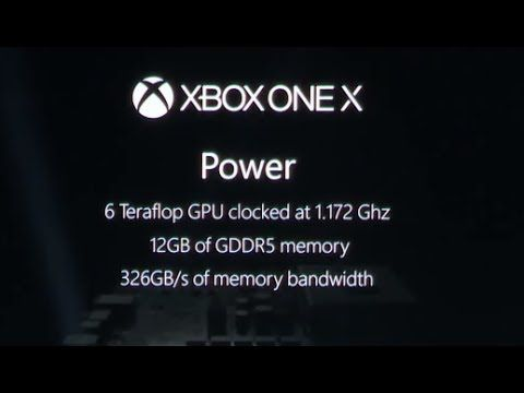 Devs Like Xbox One X Extra Power & Will Use It - Albert Penello Says