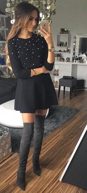 032fdd7cf Cómo vestir de invierno sin pasar frío 80+ outfits  Cómovestir