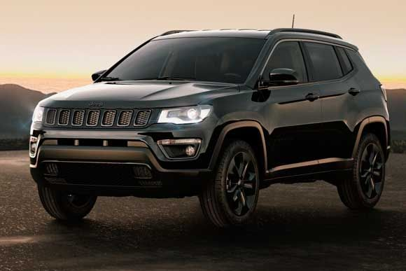 Jeep Compass Night Eagle Tem Preco Inicial De R 120 Mil Jeep