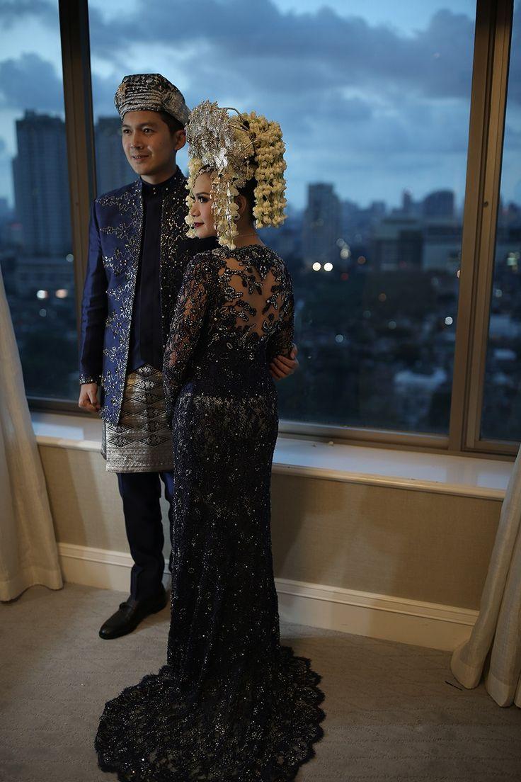 Pernikahan dengan Adat Minang dan Jawa ala Sasha dan Harris - DTO_2088