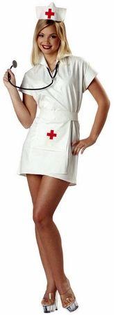 Adult Fashion Nurse Costume