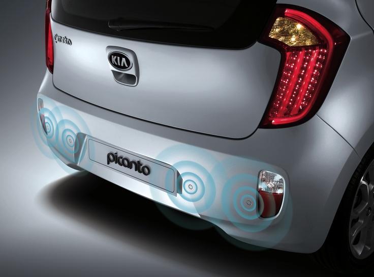 Sensor de Parqueo Picanto Ion