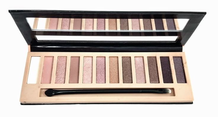 L.A. Girl Beauty Brick, $9 dupe for the Naked 3 palette | The Budget Beauty Blog
