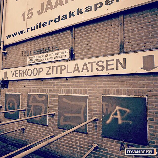 Voetbalstadion de Alkmaarder Hout AZ