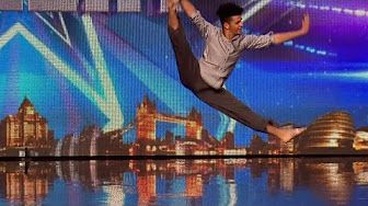 Jonathan Lutwyche is only human | Semi-Final 5 | Britain's Got Talent 2015 - YouTube