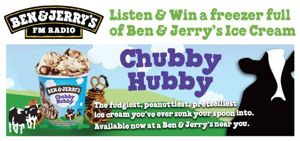 Another job completed for Yell Digital! Listen & Win a freezer fullof Ben & Jerry's Ice Cream