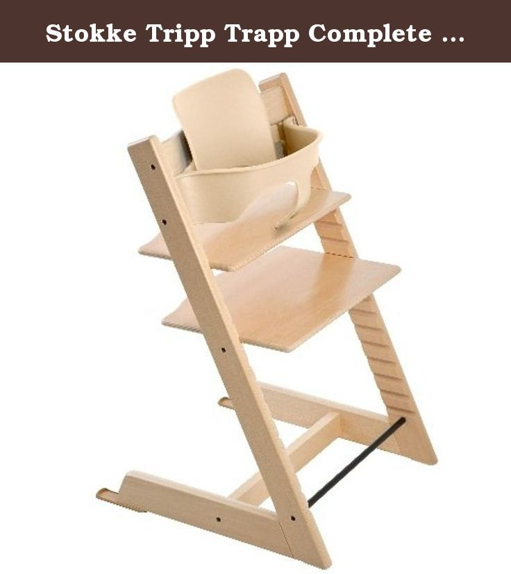 Stokke tripp trapp high chair complete 4 bundle stokke for Chaise haute stokke prix