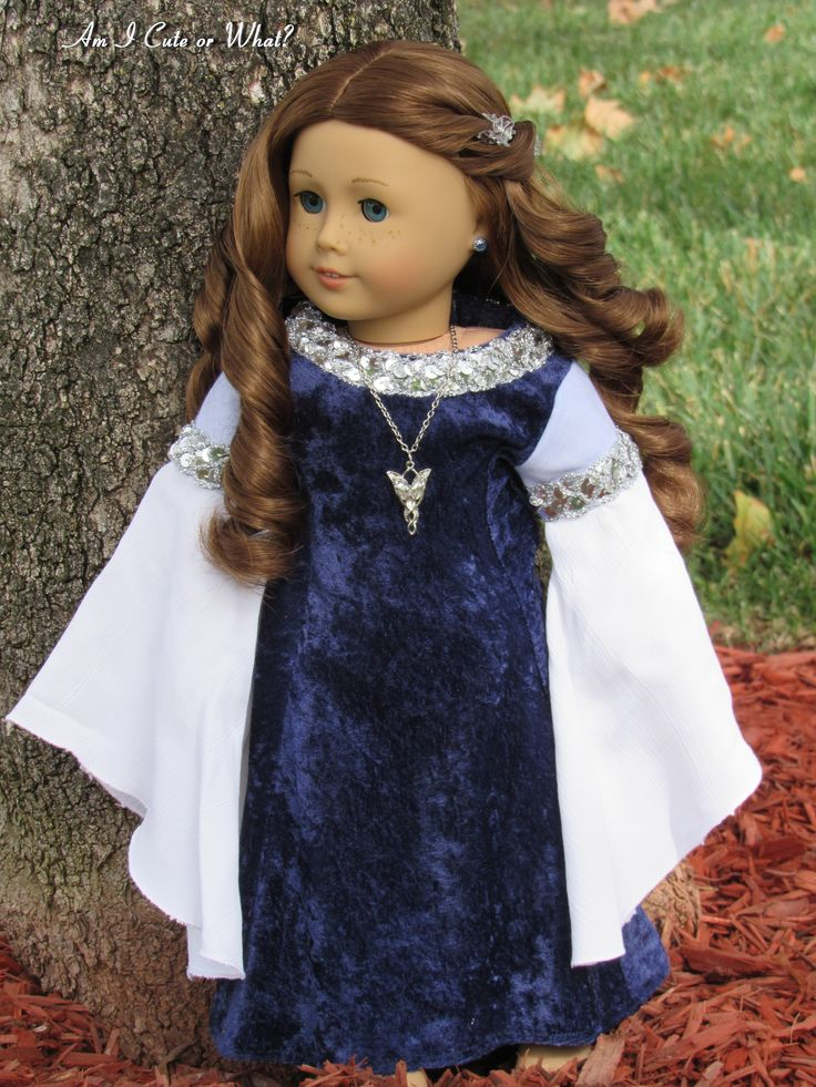 10 besten Lord of the Rings Inspired American Girl Doll Outfits ...