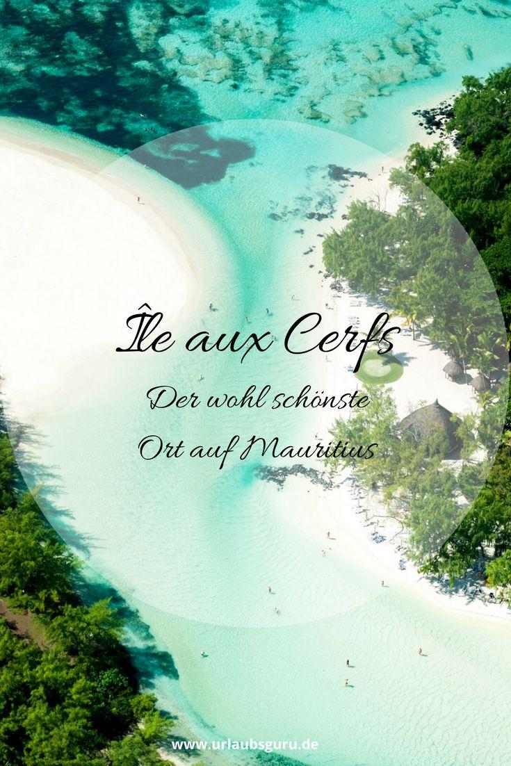 Die unbewohnte Insel Île aux Cerfs ist der wohl schönste Ort auf Mauritius. In meinem Reisemagazin erfahrt ihr, wie ihr diesen traumhaften Ort erreicht und was euch auf der Insel erwartet.