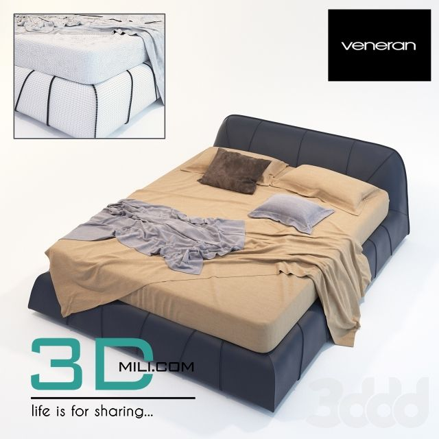 cool 85. Bed 3D Models Free Download Download here: http://3dmili.com/furniture/bed/85-bed-3d-models-free-download.html