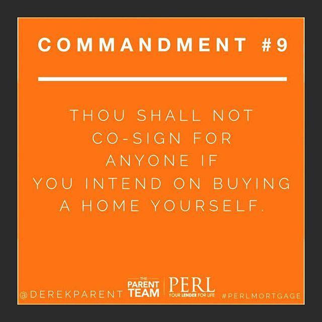 Commandment 9 ... •10 Commandments | Home Buyer| Call •••••••• (702) 331-8185 TODAY 📲 • • • • • • . •••••••••••••••••••••••••••••••••••••••••••• #lasvegas #realestate #realtor #luxuryrealestate #luxuryrealtor #luxury #bank #deposit #luxurylife #lender #perlmortgage #home #highrise #derekparent #lasvegas #highrisefinancing #highriselifestyle #highriseliving #lendingexperts #condofinancing #condotels #homeloans #mortgagelending #lasvegaslender - posted by Las Vegas Mortgage Lender…