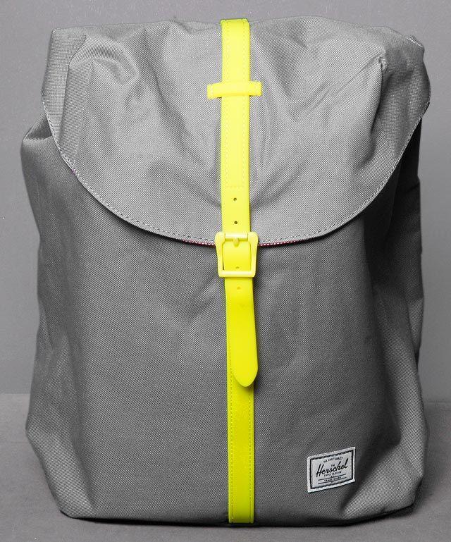 Neu im Shop: Herschel Post Backpack in Grey - http://www.numelo.com/herschel-post-backpack-p-24513750.html #herschel #postbackpack #taschen #numelo