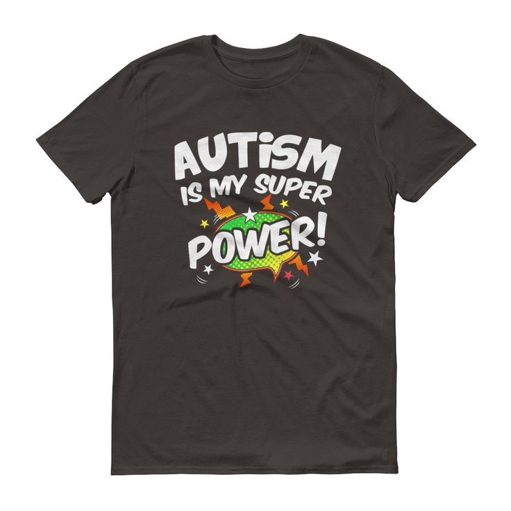 Autism is my Superpower Shirt - Autism Awareness Products