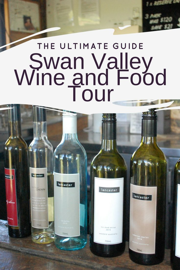 Swan Valley Wine and Food Tour. Experience the locally produced products in the Swan Valley from wineries to breweries, to farms and distilleries. Read more for your local guide...