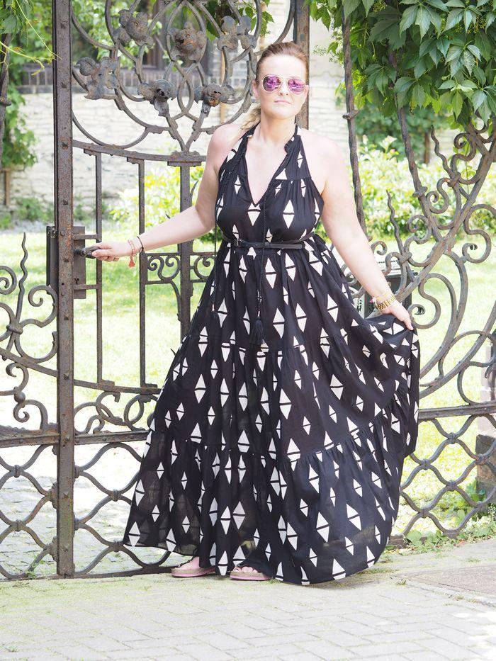 EllaSharlota: Maxi šaty