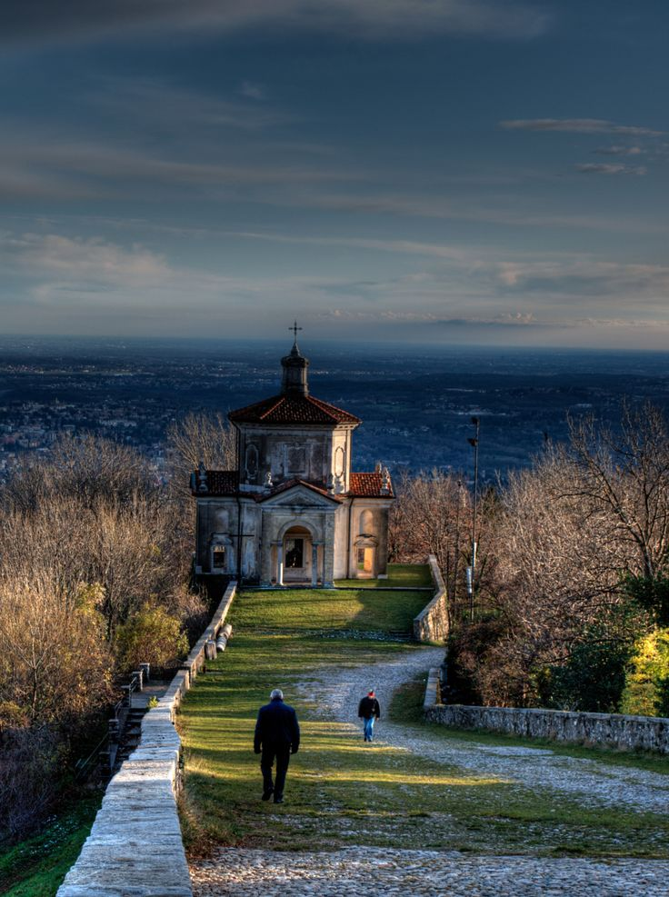 Sacro Monte, Lombardy, Italy by Marco