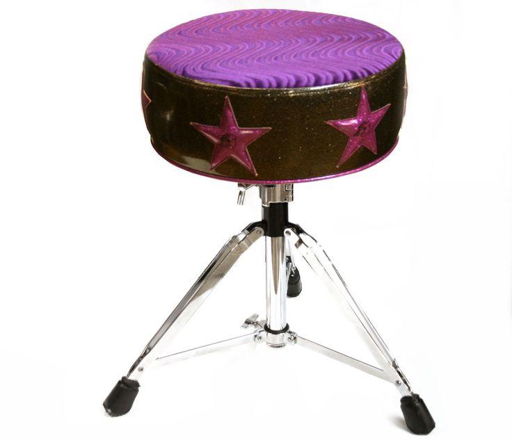 PPRTHGSTAR Purple Drum throne Pork Pie  sc 1 st  Pinterest & 22 best Drum Thrones images on Pinterest | Drum throne Drums and Pork islam-shia.org