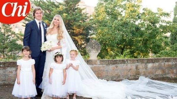 """Martina Stella si è sposata: """"il giorno più bello della mia vita"""""""