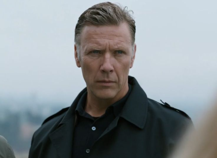 Mikael Persbrandt as Gunvald Larsson, 2015 <3