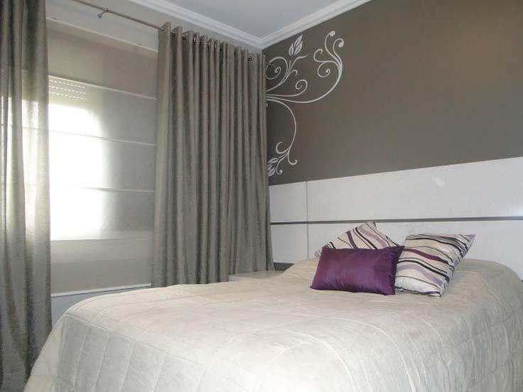 Simple Grey and purple  Apartamentos pequenos: 320 projetos de profissionais de CasaPRO - Casa