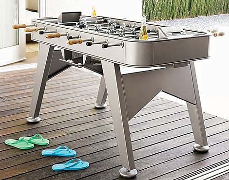 All Weather Foosball Table