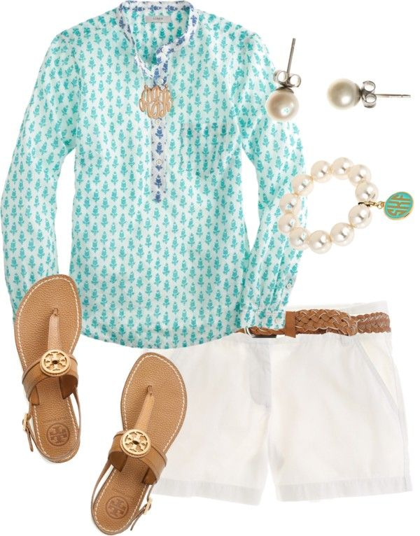 """Classic"" by thevirginiaprep ❤ liked on Polyvore"
