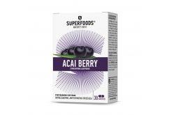 """Εικόνα του """"Superfoods Acai Berry 300mg Συμπλήρωμα Διατροφής με Ακάι Μπέρι, 30 caps"""""""