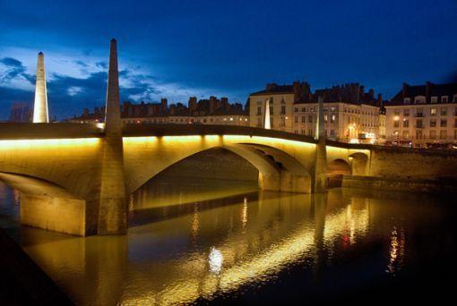 Chalon-sur-Saône - Pont St Laurent