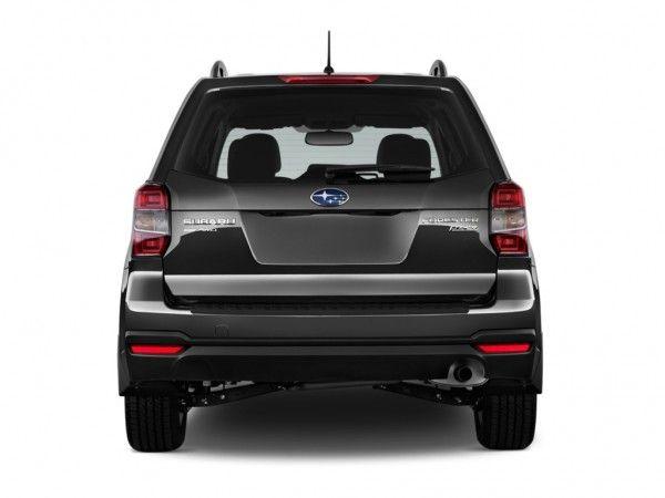 2014 Subaru Forester Rear Design 600x450 2014 Subaru Forester Full Reviews