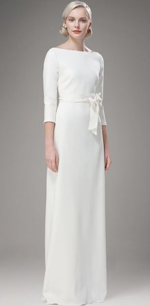 Celeb White Out Dress