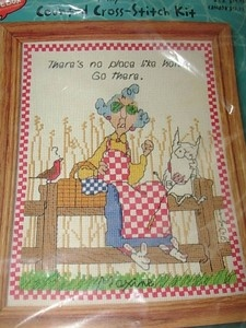 Stitched this.: Maxine Collection, Stitches People, Crosses Stitches