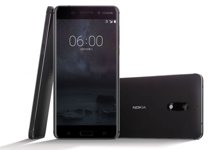 HMD's first Nokia smartphone is heading to China | TechCrunch ... #Technology #Gadgets #TechInventions #Future #Electronics