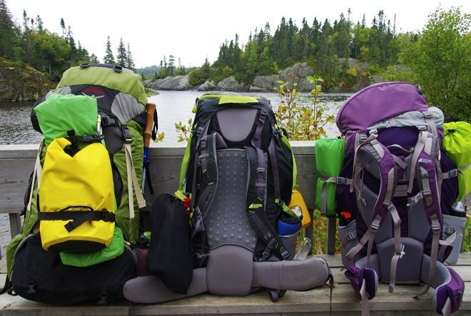 Hiking the Coastal Trail in Pukaskwa National Park: Part I