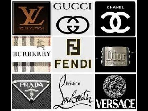 top 10 most expensive fashion brands in 2016 - YouTube