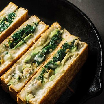 25 Healthy Grilled Cheese Recipes