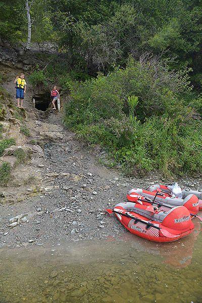 Read all aboutIgor Kravtchenko's family tubing adventure on the Grand River.