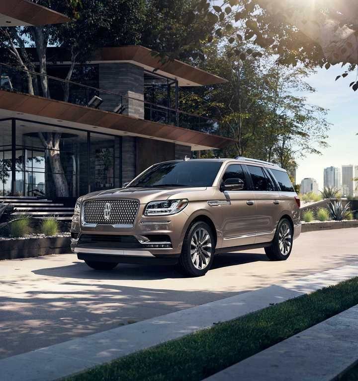 2018 lincoln navigator colors release date redesign